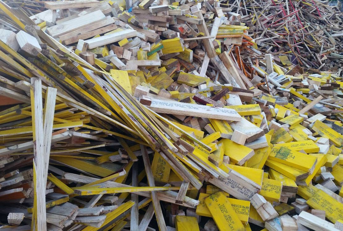 Timber Wood Waste Wood Removal & Recycling